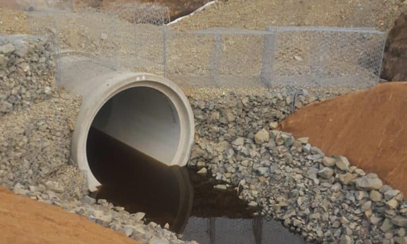 Camex Civil - Projects - Civil Site Works - 2016 Livingstone Builders Bunnings South Hamilton