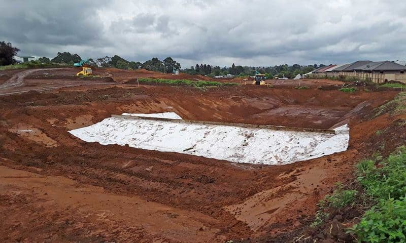 Camex Civil - Projects - Earthworks - 2018 - Dixon Heights Residential Subdivision Development Stage 1
