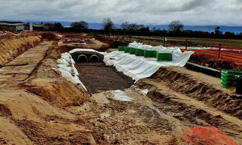Camex Civil - Projects - Earthworks - 2019 - Longlands Retirement Village Matamata