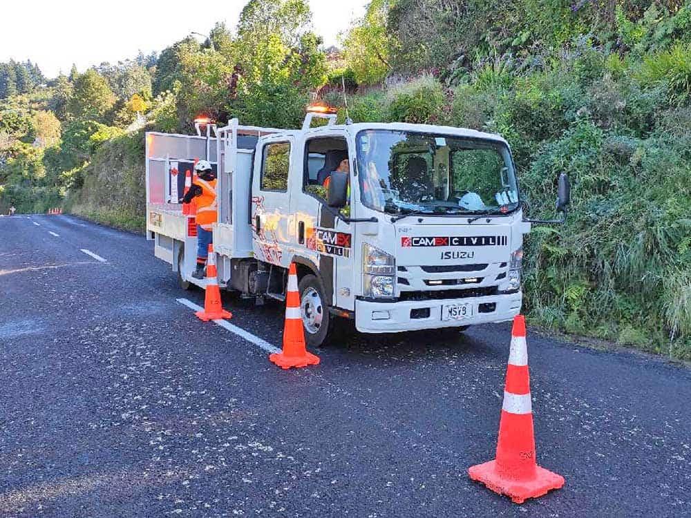 Camex Civil - Services - Roading