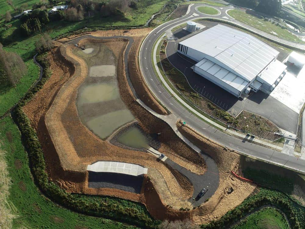 Camex Civil - Services - Earthworks