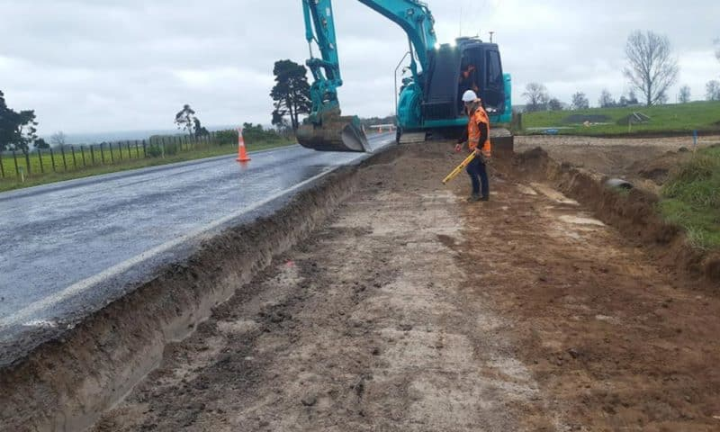 Camex Civil - Projects - Earthworks - 2020 - Ecogas Reporoa
