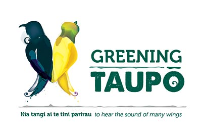 Greening Taupo - Logo - Camex Civil Supporter